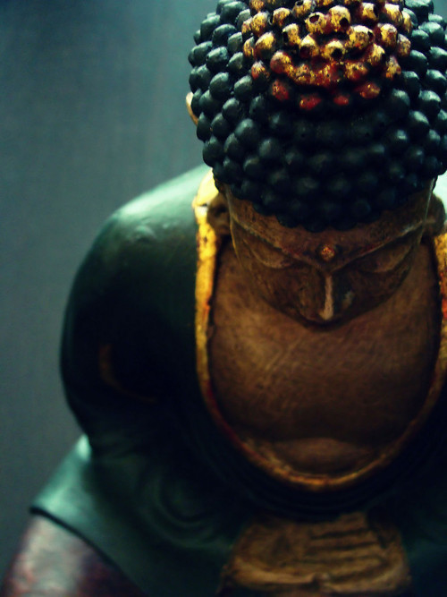 Buda Yo amo meditar