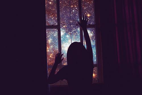 universe Yo amo meditar