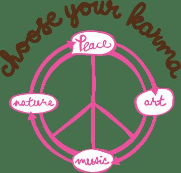 paz Yo amo meditar