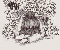 Hablar mal Yo amo meditar