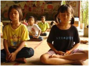 meditacion-en-la-escuela