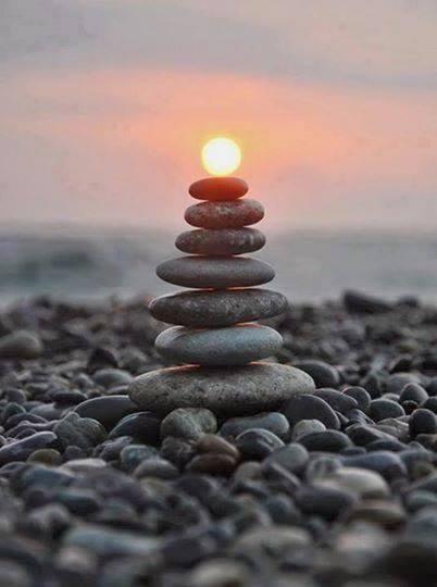 Equilibrio Yo amo meditar