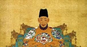 joven emperador Yo amo meditar