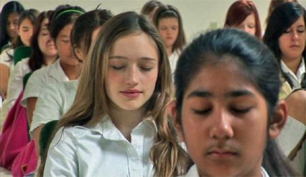 meditacion escuelas. Yo amo meditar