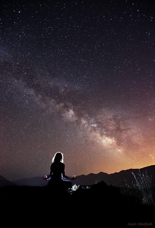 Yo amo meditar